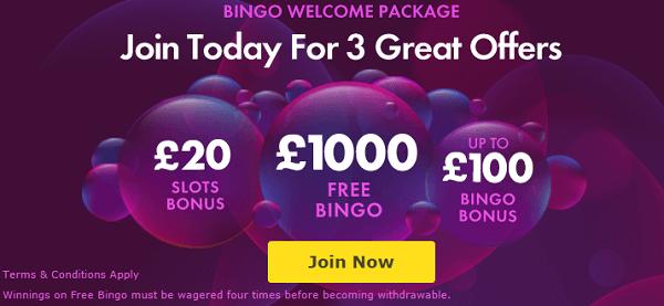 Bet265 Bingo