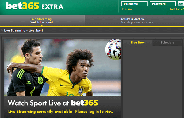 Bet366 Live Streaming