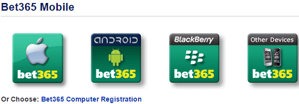 Bet366 Mobile