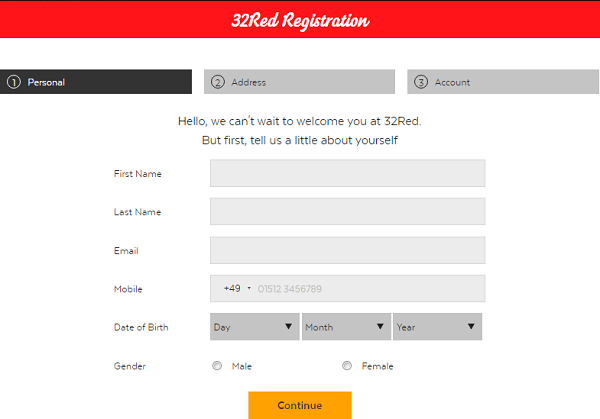 Red32 Register
