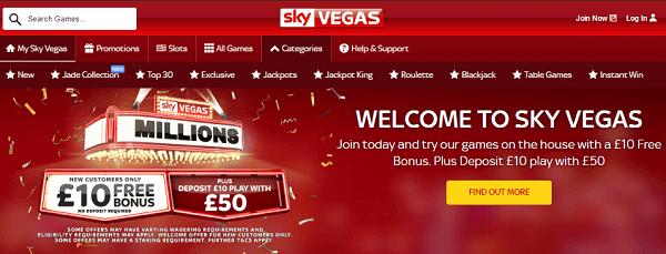 Sky Vega Bonus