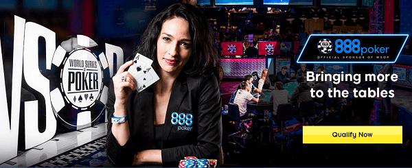 888 Poker: WSOP Promotion