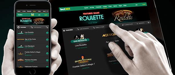 Bet375 Mobile Casino