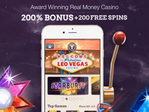 Leovegas Mobile Casino