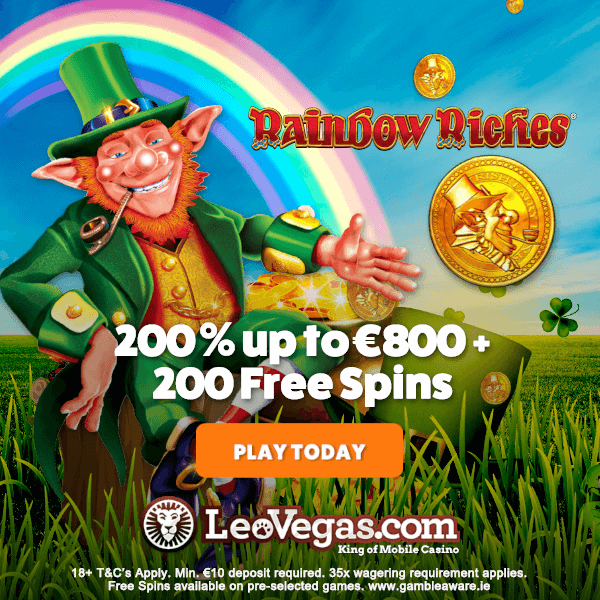 Leovegas Bonus Offer