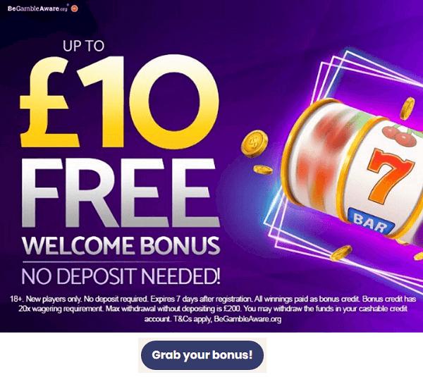 mFortune Casino Bonus Offer