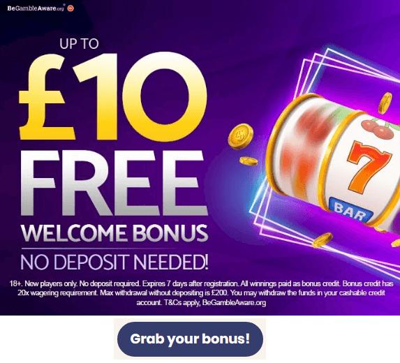 mFortune No Deposit Bonus